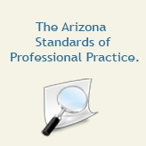 The Arizona standards of professional practice